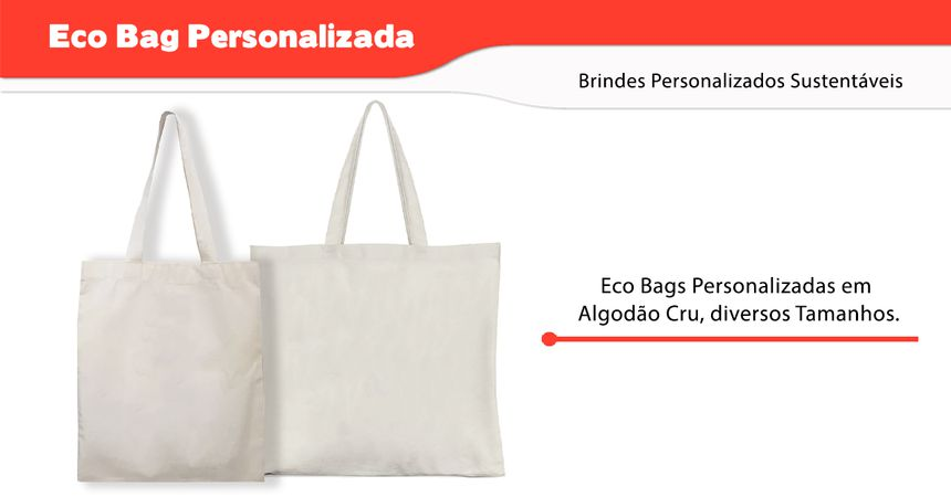 Categoria de Brindes Ecobag
