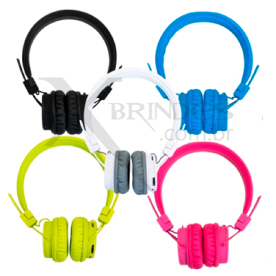 Headphone Wireless Personalizado
